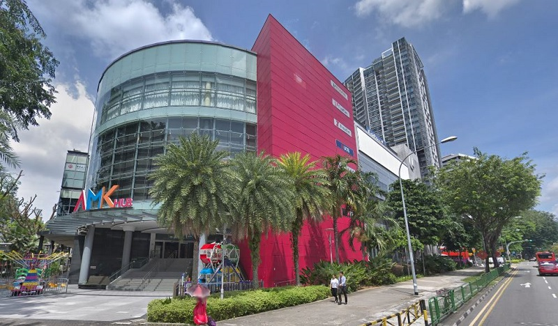 Ang Mo Kio Hub Shopping Mall Near To Belgravia Ace Landed Property at Ang Mo Kio by Tong Eng