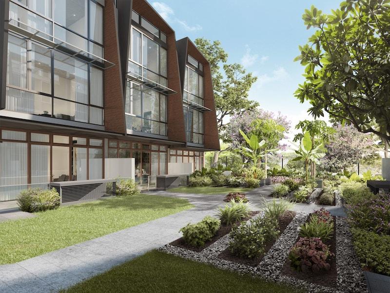 Belgravia Green Also Developer For Belgravia Ace Landed Property at Ang Mo Kio by Tong Eng